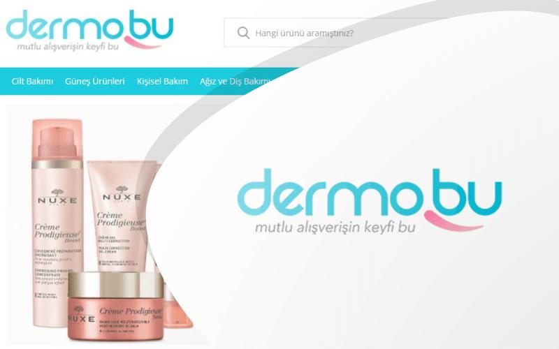 Dermobu E-ticaret Sitesi