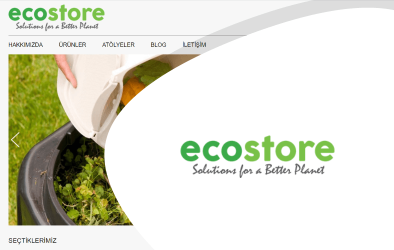 Eco Store E-ticaret Sitesi
