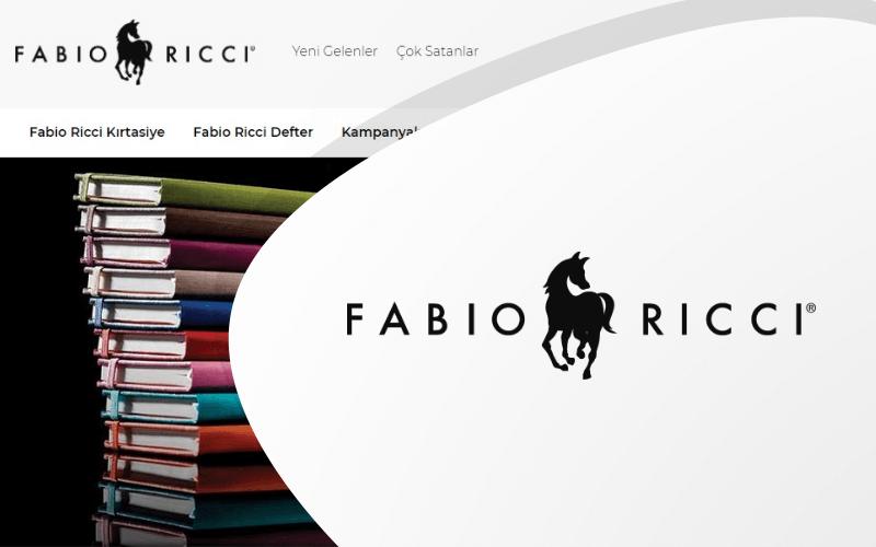 Fabio Ricci Shop E-ticaret Sitesi