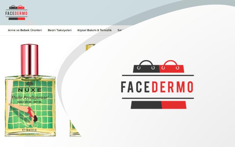 Face Dermo E-ticaret Sitesi