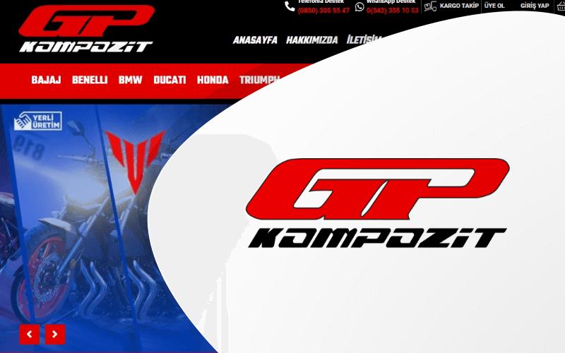 Gp Kompozit E-ticaret Sitesi