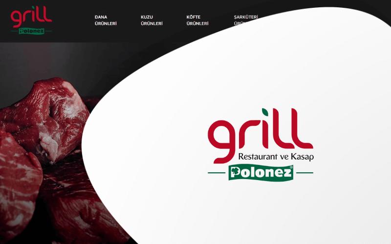 Grill Polonez E-ticaret Sitesi