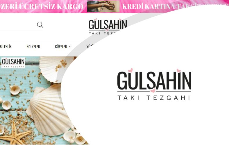 Gülşah'ın Takı Tezgahı E-ticaret Sitesi