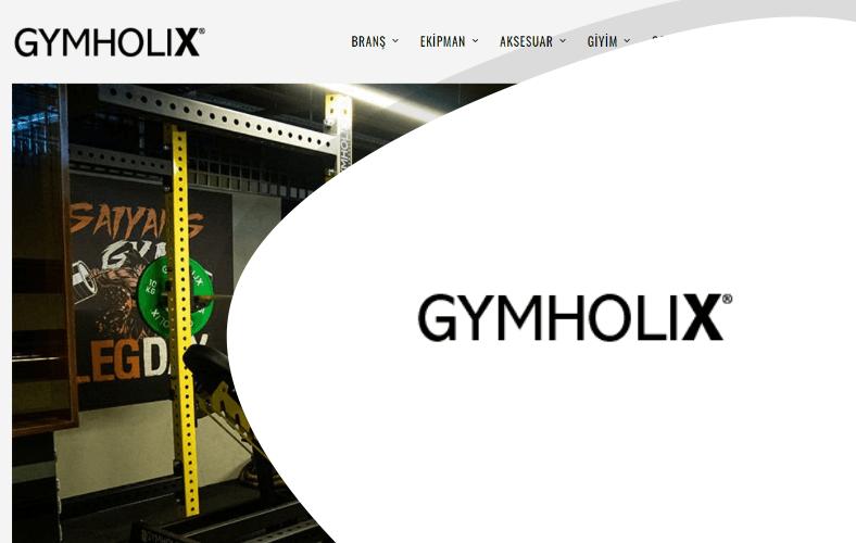Gymholix E-ticaret Sitesi