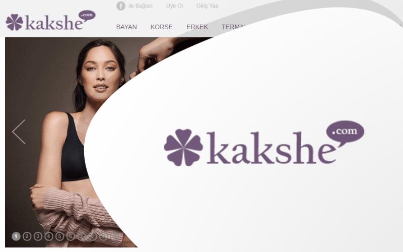 Kakshe E-ticaret Sitesi
