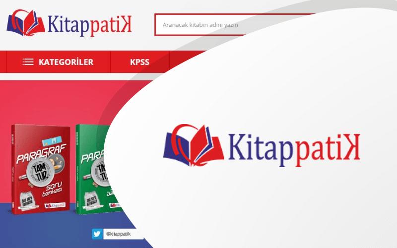 Kitappatik E-ticaret Sitesi