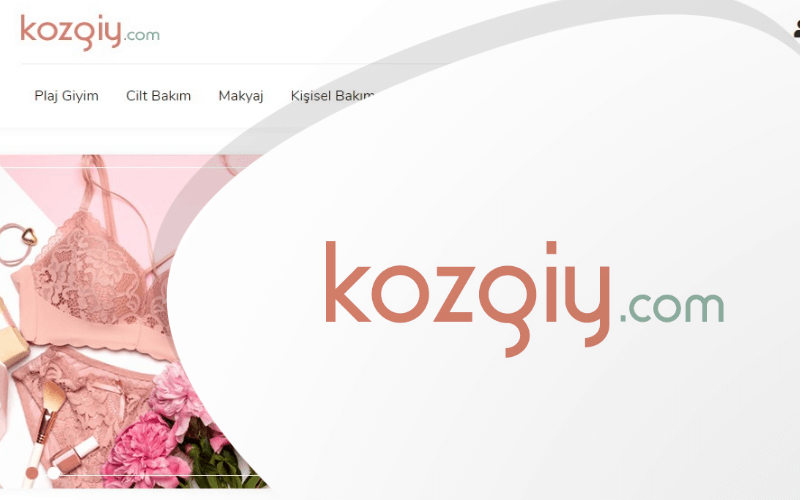 Kozgiy E-ticaret Sitesi