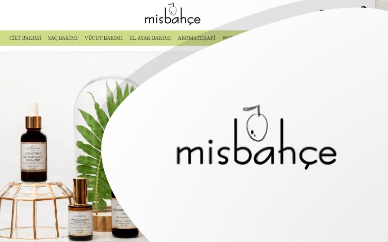 Mis Bahçe E-ticaret Sitesi