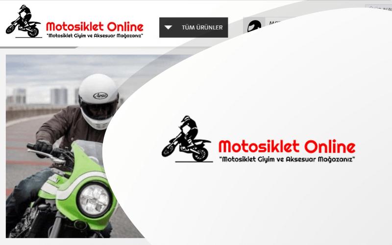 Motosiklet Online E-ticaret Sitesi
