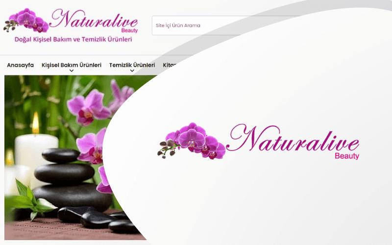 Natura Live E-ticaret Sitesi