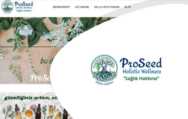 ProSeed Oils E-ticaret Sitesi