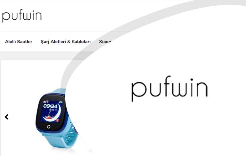 Pufwin E-ticaret Sitesi