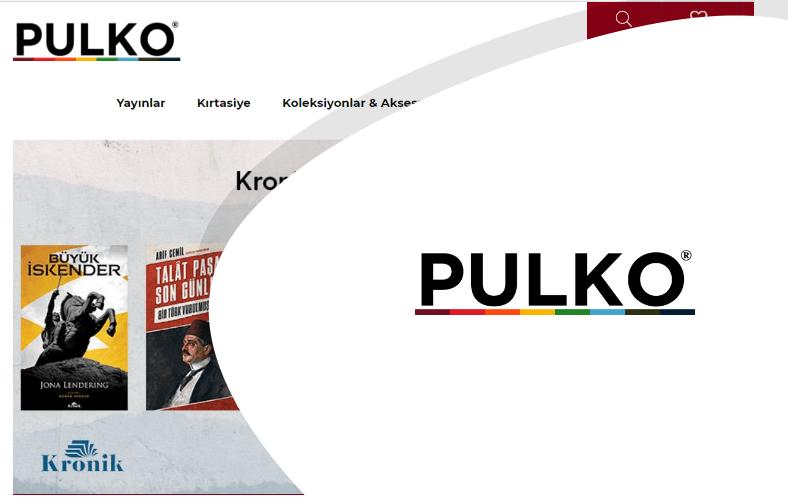 Pulko E-ticaret Sitesi