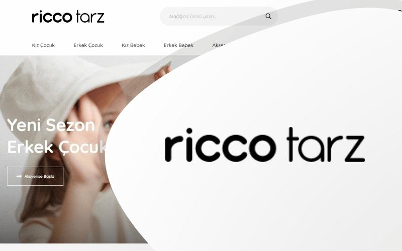 Ricco Tarz E-ticaret Sitesi