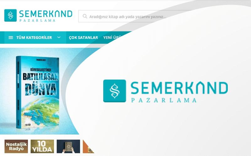 Semerkand E-ticaret Sitesi