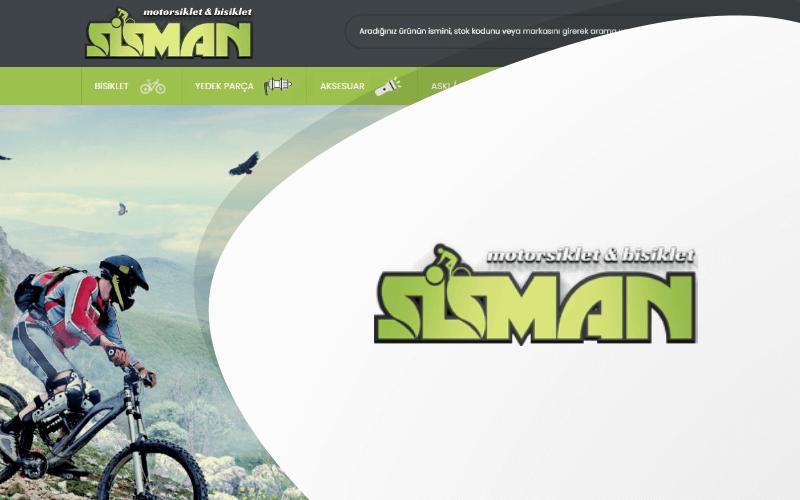 Şişman Bisiklet E-ticaret Sitesi