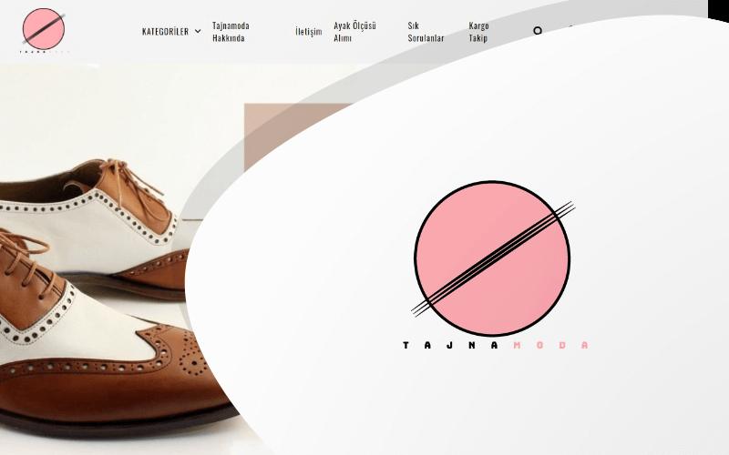 Tajna Moda E-ticaret Sitesi