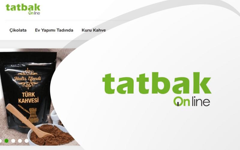 Tatbak E-ticaret Sitesi