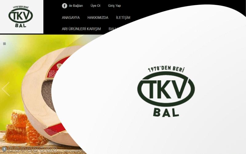 TVK Bal E-ticaret Sitesi