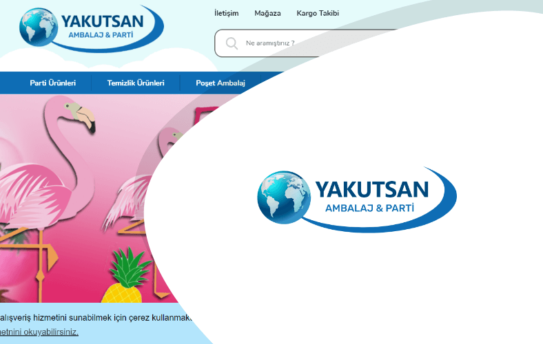 Yakutsan Ambalaj E-ticaret Sitesi