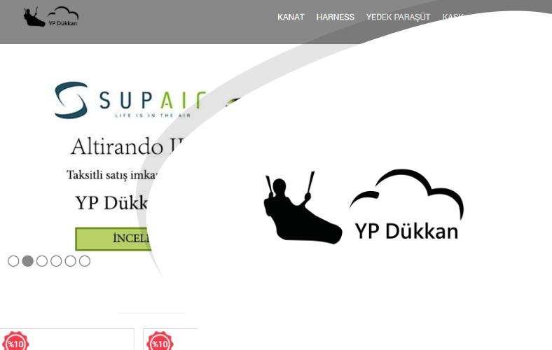 YP Dükkan E-ticaret Sitesi