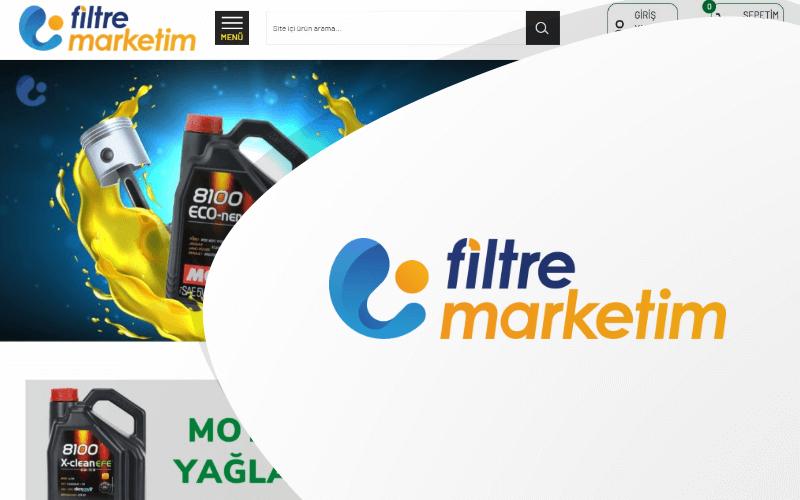 Filtre Marketim E-ticaret Sitesi