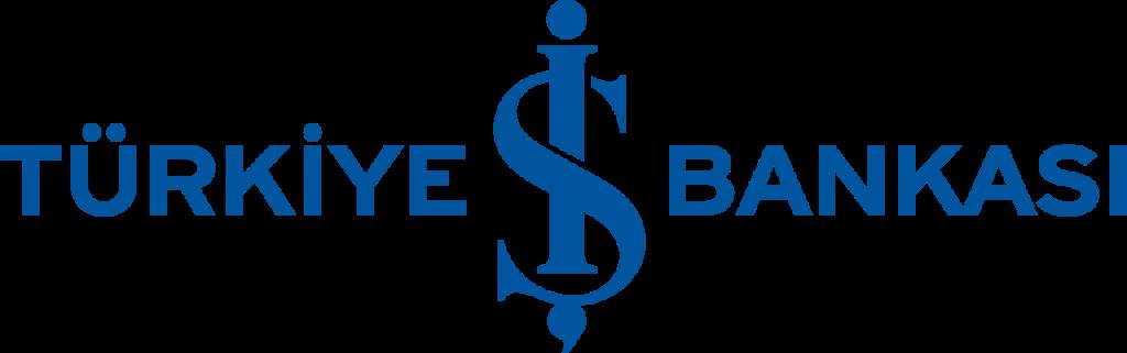 İş Bankası Uluslararası Ödeme Yöntemi Logo