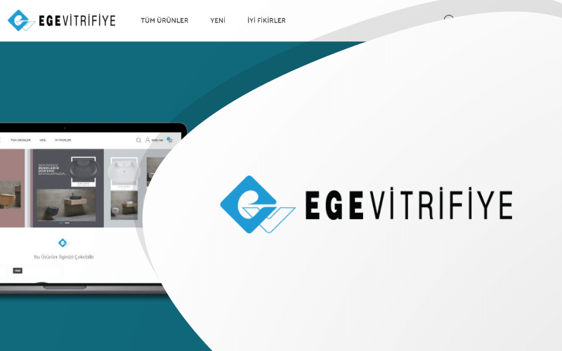 Ege Vitrifiye E-ticaret Sitesi