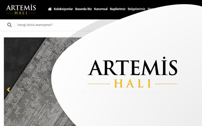 Artemis Halı E-ticaret Sitesi