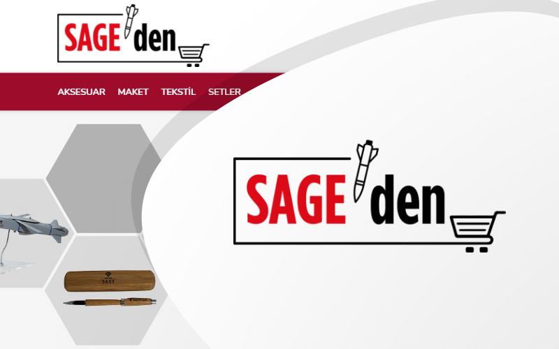 Sageden E-ticaret Sitesi