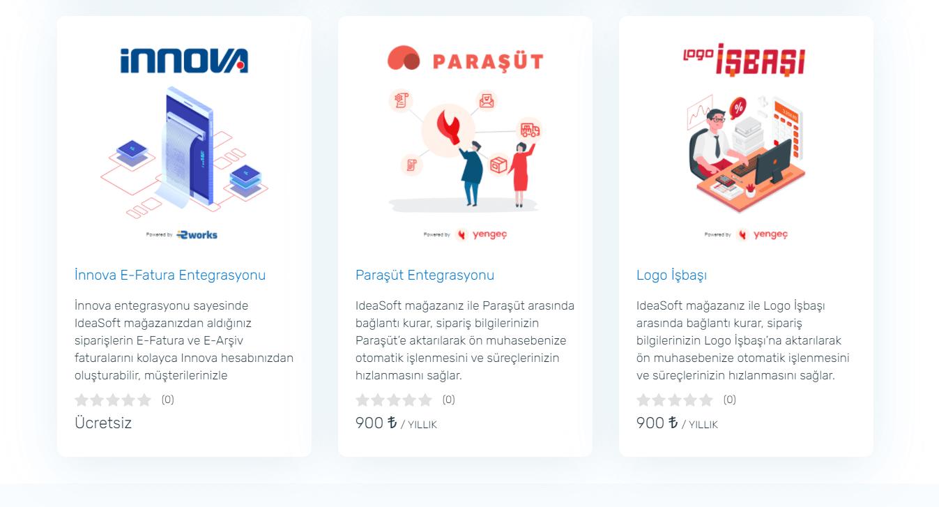 App Store Ana Sayfa