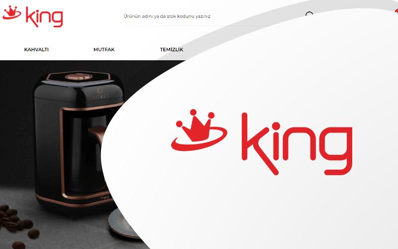 King E-ticaret Sitesi